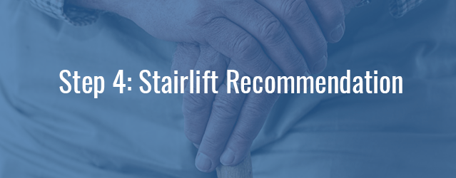 Stairlift Recommendation