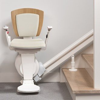 Otolift Air Curved Stairlift