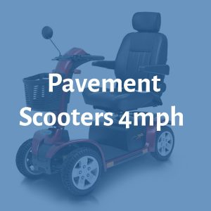 Pavement Scooters 4mph