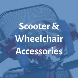 Scooter & Wheelchair Accessories